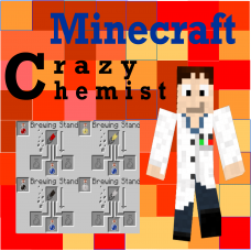 01/02 Minecraft Crazy Chemist - Morning Session