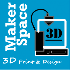 3D Print & Design (Grades 2-8) Friday 5:15-6:15PM
