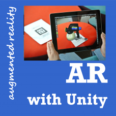 Augmented Reality w/Unity (Grades 3-8) Tuesday 5:15-6:15PM