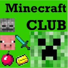 Minecraft CLUB (Grades 1-5) Fridays: 11/17-02/09