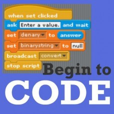 Begin To Code Grades (Grades 1-3) Thursday: 8/31-11/02-CLOSED