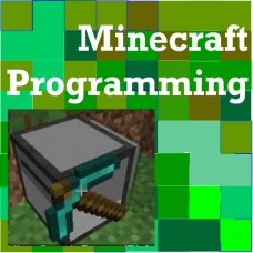Minecraft Minecraft Mods & Programming (Grades 2-8) Thursday 5:15-6:15PM
