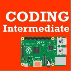 Coding Intermediate - Gr 2-6